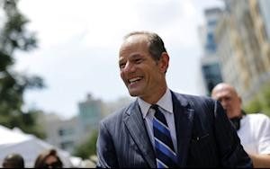 Spitzer Was Too Busy With Current TV to Vote in 2012 Election