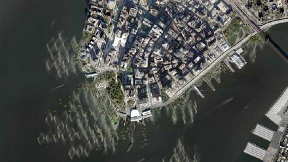 Superstorm Sandy Suggests NYC Infrastructure Needs Revamping