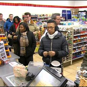 Lottery Ticket Buyers Dreaming About Mega Millions Jackpot