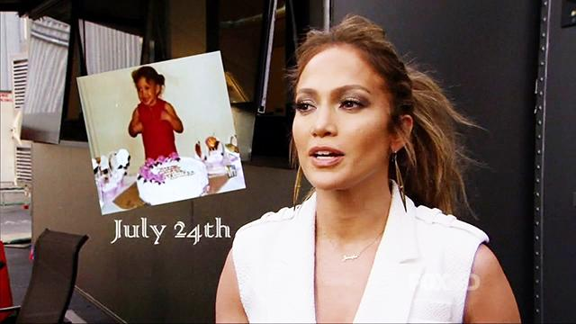 J.Lo's Adorable Childhood Pics