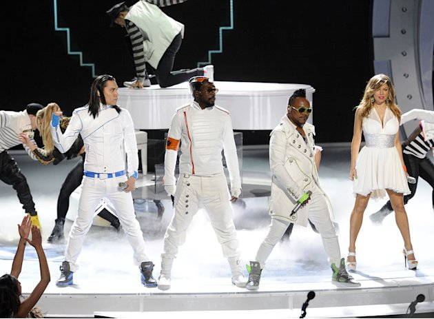 The Black Eyed Peas perform&nbsp;&hellip;