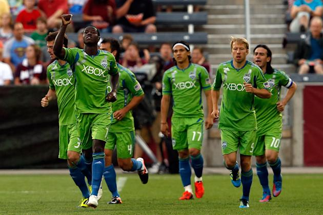 Seattle Sounders v Colorado Rapids