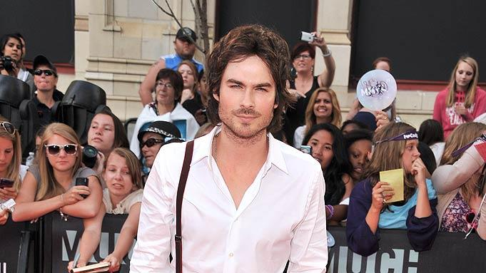 Ian Somerhalder Much Music Awards