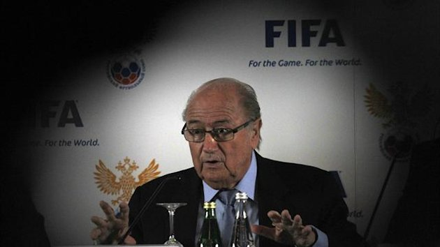 FIFA's Sepp Blatter is looking to combat racism