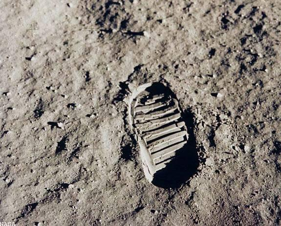 Moon Bill Would Create National Park to Protect Apollo Landing Sites