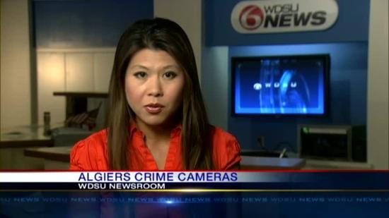 Residents Say Algiers Crime Cameras Working