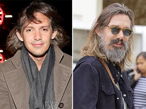 Lukas Haas Looks Unrecognizable With Full Graying Beard: Transformation Photos