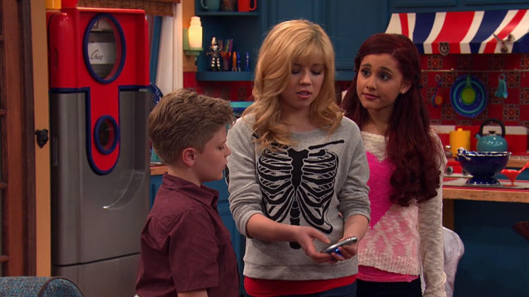 """Sam & Cat"" - ""#TextingCompetition"""