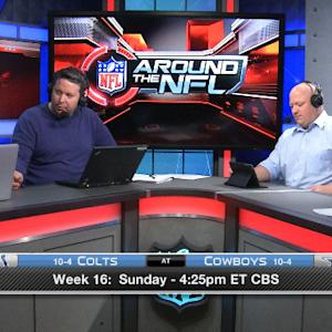 'Around the NFL' Podcast: Colts vs. Cowboys preview