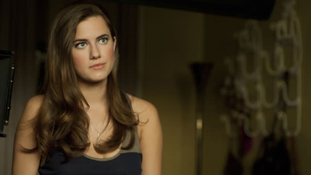 Emmy Hopeful: Allison Williams - 'Girls'
