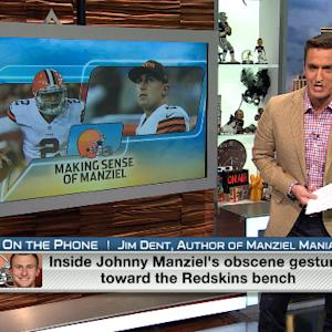 Jim Dent: Cleveland Browns QB Johnny Manziel won't take this news well