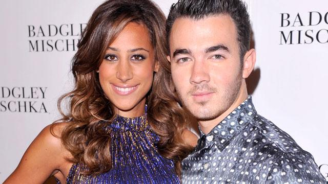Kevin & Danielle Jonas Reveal Baby's Gender