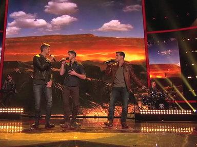"Restless Road Sees ""Red"""