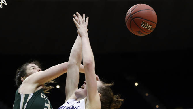 NCAA Womens Basketball: NCAA Tournament-Cal Poly vs Penn State