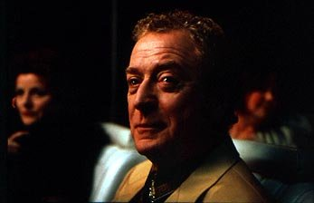 Michael Caine in Little Voice