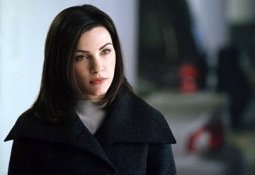 "Julianna Margulies TNT's ""The Grid"""