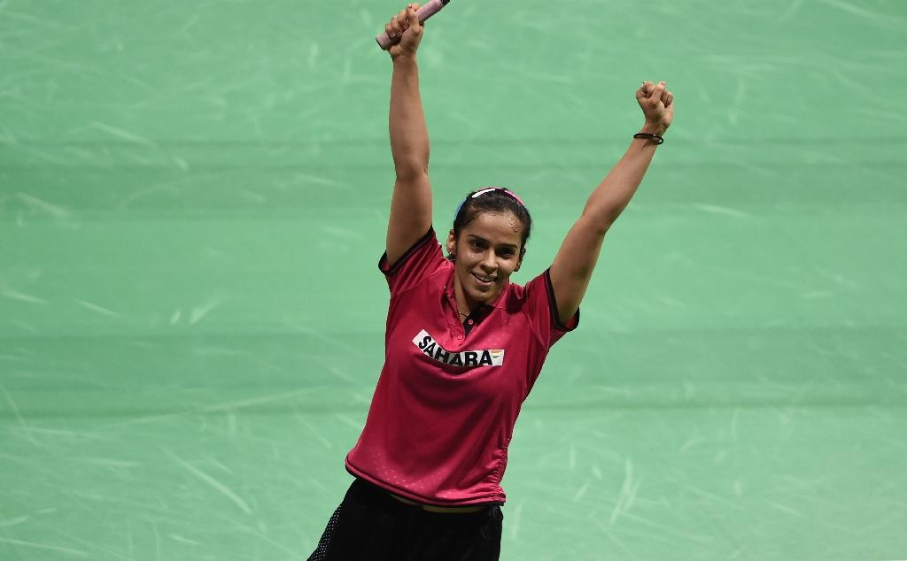 New number one Nehwal wins Indian Open on home turf
