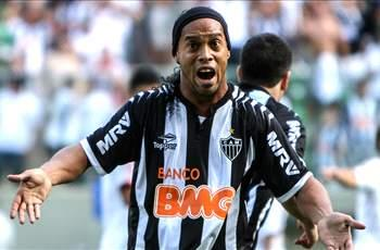 Ronaldinho in, Kaka out for Brazil's squad to face England