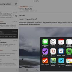 Action-Based Email App Dispatch Comes To The iPad