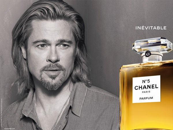 Brad Pitt For Chanel No.5 Fragrance Top The List Of Worst Ads But We Give You 10 Reasons Why We Love It