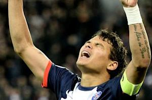Thiago Silva: Abidal is the best defender in the world