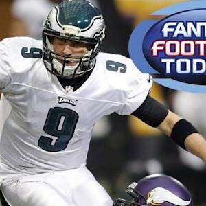 Fantasy Football Today: 2013 Surprises -- The Good (12/18)