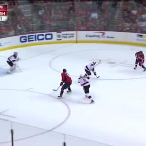 Cory Schneider Save on Marcus Johansson (12:31/1st)