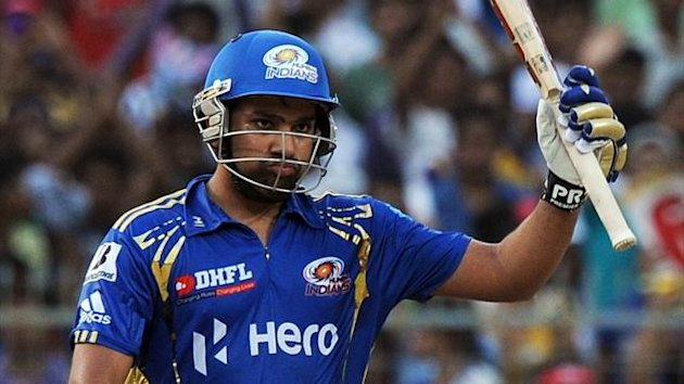 CRICKET Rohit Sharma of Mumbai Indians (AFP)
