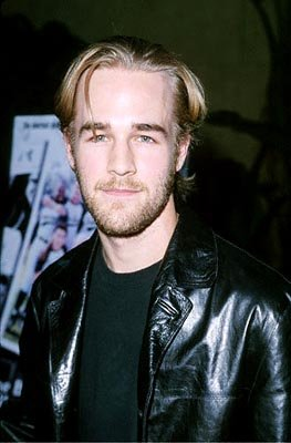 Premiere: James Van Der Beek at the Egyptian Theatre premiere of Sony Pictures Classics' The Broken Hearts Club - 7/17/2000