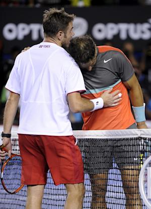 Wawrinka: Tried again, didn't fail this time