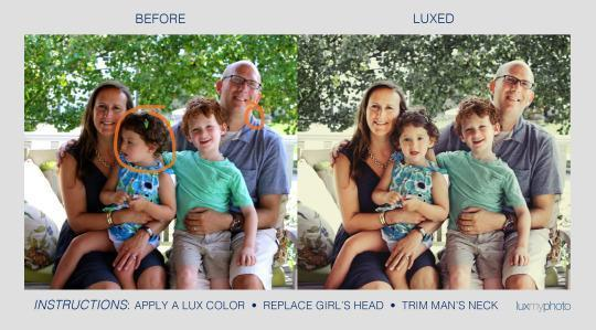 Just in Time for Holiday Cards: LuxMyPhoto Fixes Your Pics (Deal of the Day)