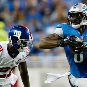 Jerry Rice: Detroit Lions wide receiver Calvin Johnson the best receiver right now