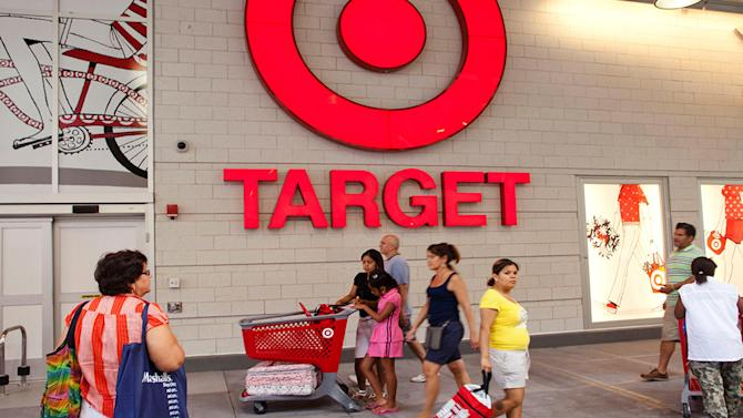 Target Slashes Q2 Profit Forecast Tied to Data Breach