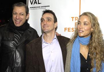 "Jeff Goldblum, Hank Azaria and Elizabeth Berkley ""Special Thanks to Roy London: premiere - Tribeca Film Festival April 23, 2005 - New York, NY"