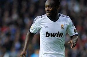 Real Madrid will beat Galatasaray, claims confident Essien