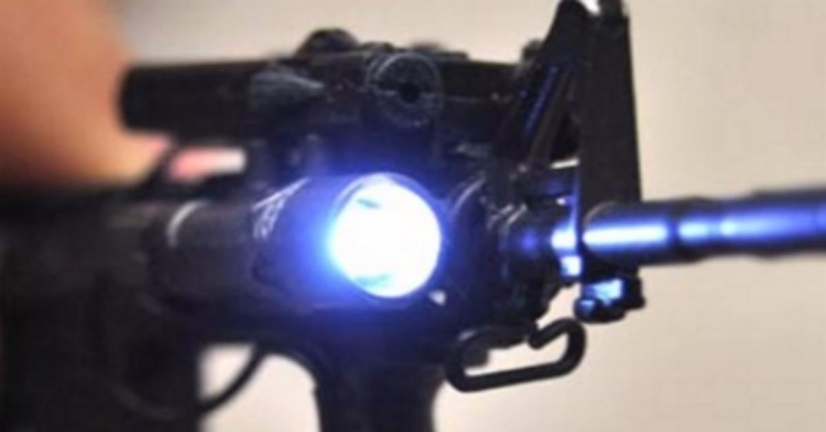 Controversial Combat Flashlight Flying Off Shelves