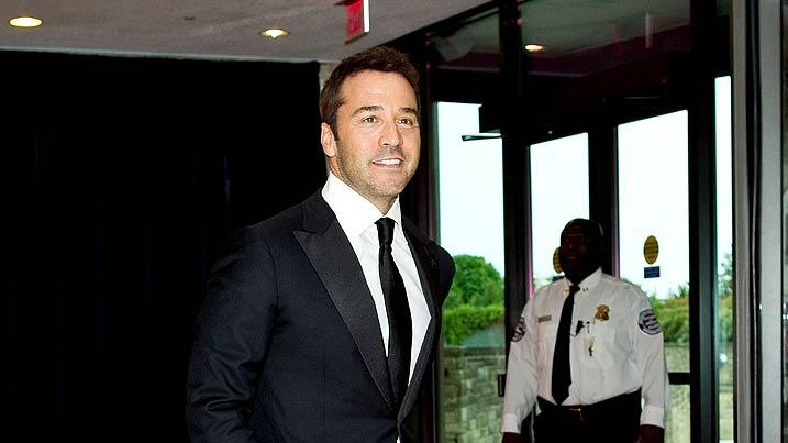 Jeremy Piven White House Dnner