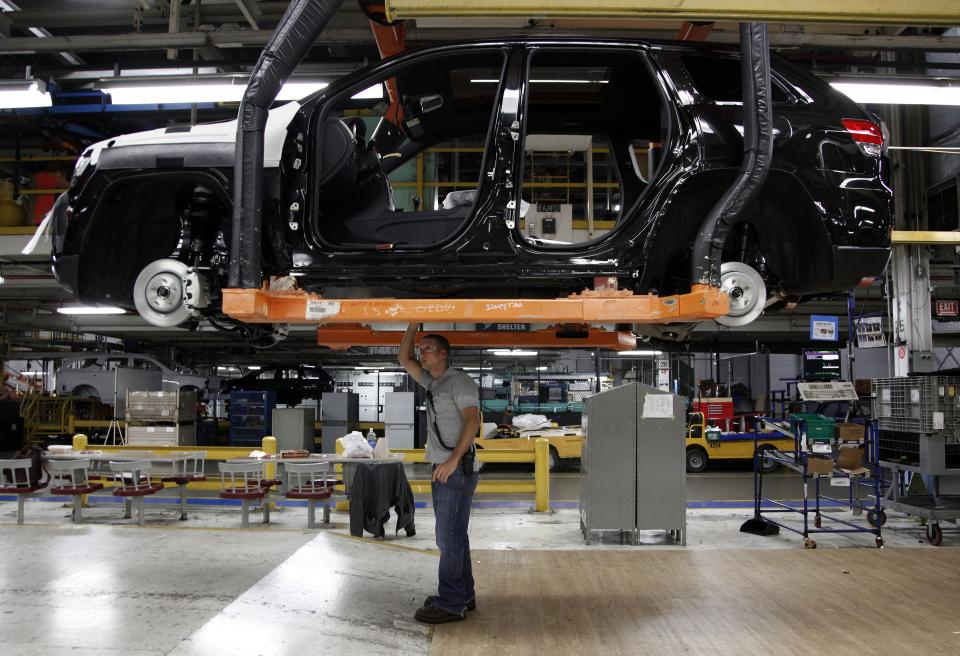 American auto industry about to go on hiring spree