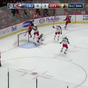 Sergei Bobrovsky Save on Kyle Turris (11:15/2nd)