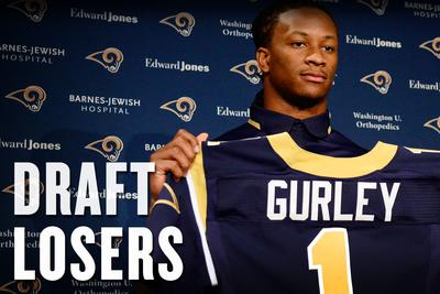 2015 NFL Draft's biggest losers