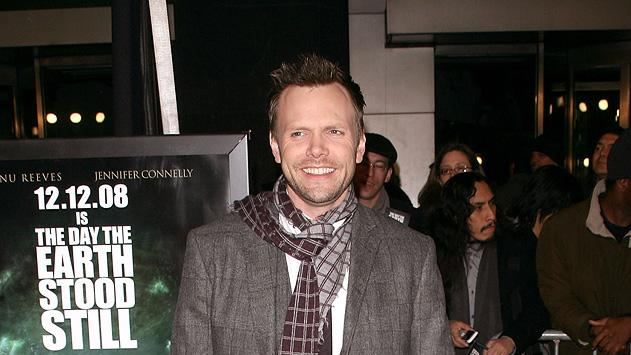 The Day the Earth Stood Still NY Premiere 2008 Joel McHale