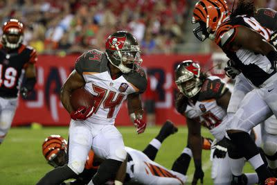 Fantasy football draft strategy: Handcuff running back rankings for 2015