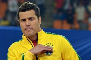 Scolari confirms Julio Cesar's World Cup spot