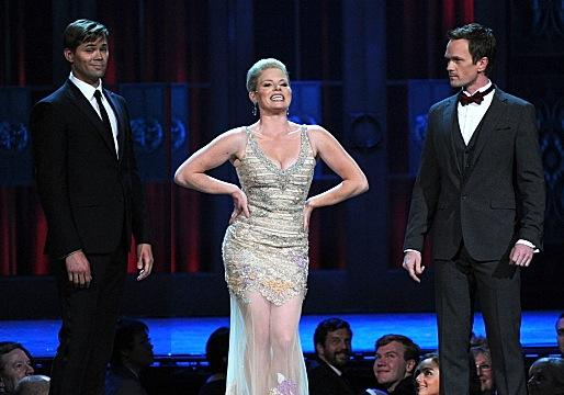 Video: Tony Awards' Cancelled TV Show Number Brings Out Stars of Smash, New Normal, Go On