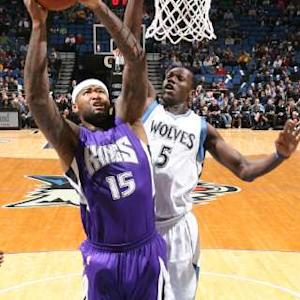 Kings vs. Timberwolves