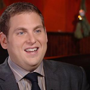 Jonah Hill on working with Martin Scorsese