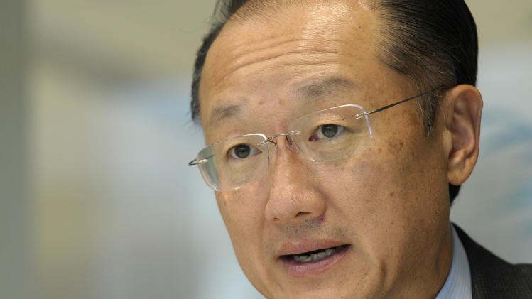 AP Interview: World Bank head looks at Lebanon aid