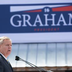 Lindsey Graham Has An Entirely Reasonable Position On Climate Change, Sometimes