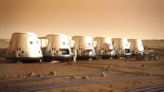 Want to Live on Mars? Private Martian Colony Project Seeks Astronauts