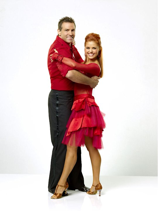 "Kurt Warner joins Anna Trebunskaya, who returns for her sixth ""Dancing With the Stars"" season."